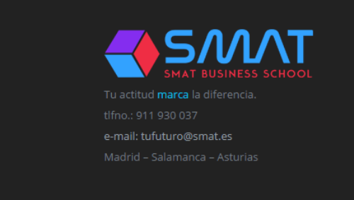 Contacto Smat Business School